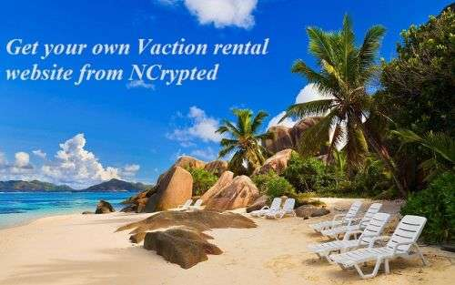 Vacation Rental Website Design