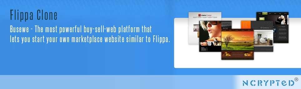 Busewe - A Flippa Clone