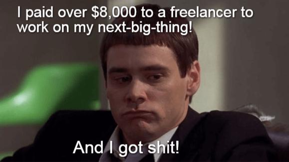 why freelancing sucks