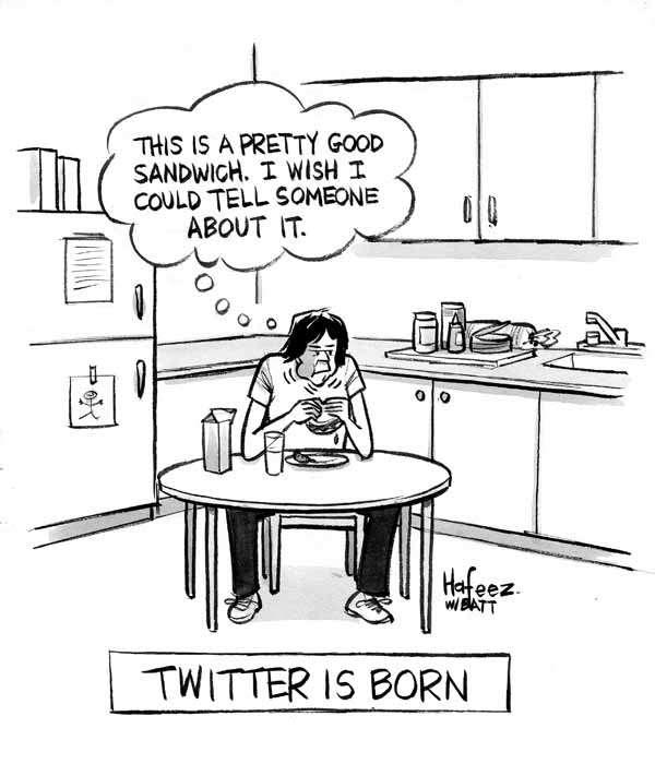 Twitter-is-born