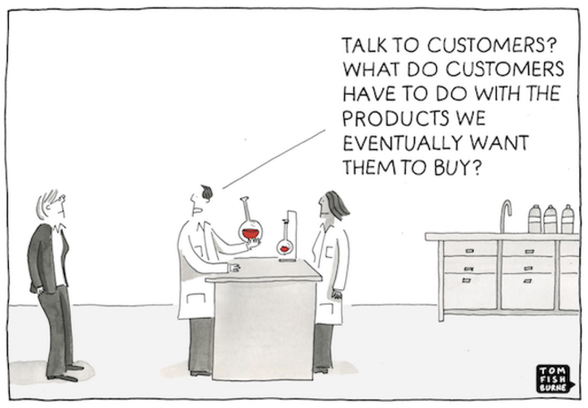 talk-to-customers