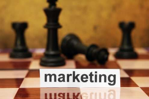 Lagging behind in competitive marketing