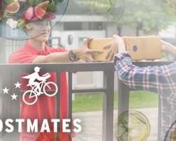 Postmates business Model, How does Postmates Make Money, How does Postmates Work
