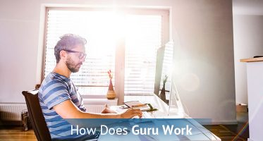 Let us work along to find out how does Guru work