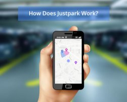 How does JustPark work