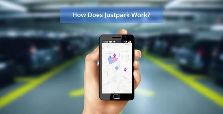 How does JustPark work