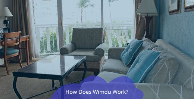 How does Wimdu work?