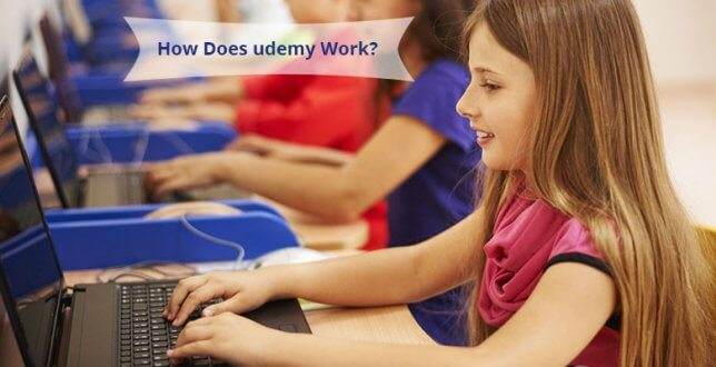 how does udemy work?