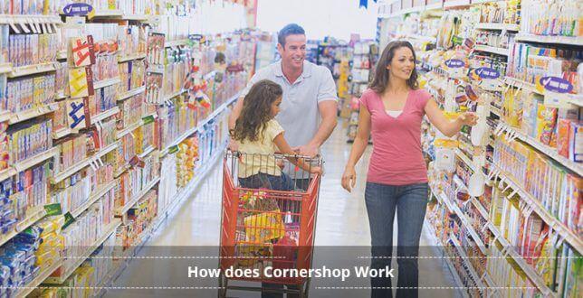 How does Cornershop Work