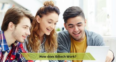 How does edtech work