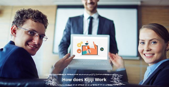 How does Kijiji Work