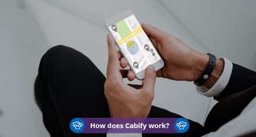 How does cabify work?