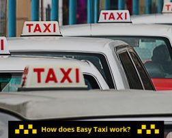How Does Easy Taxi Work