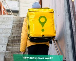 How does Glovo work
