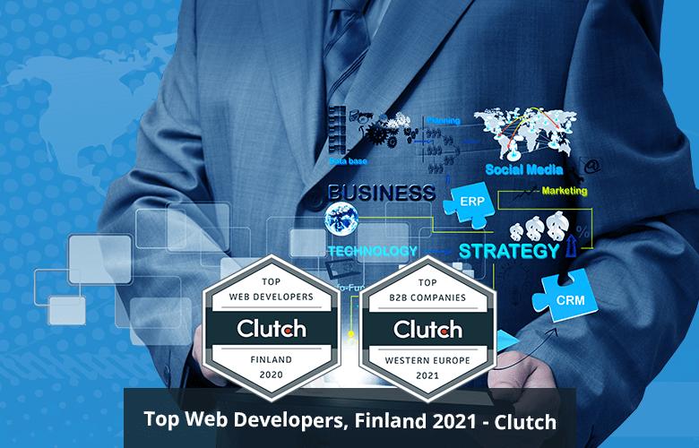 Top Web developer - Finland