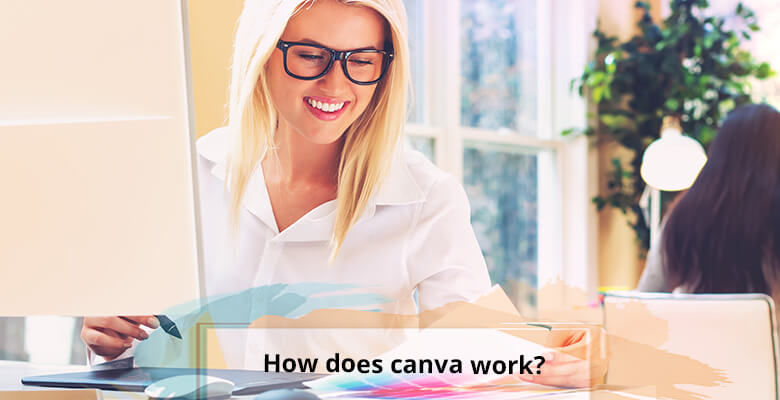 How does Canva Work
