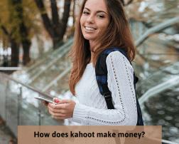 How does Kahoor Make Money?