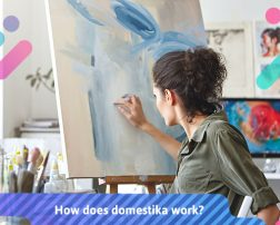 how-does does domestika work