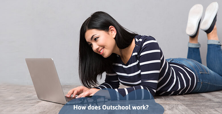 How does Outschool work