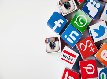 Social Media Website Design