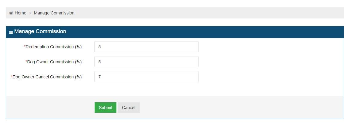 Site Revenue Management