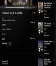 Video description screen