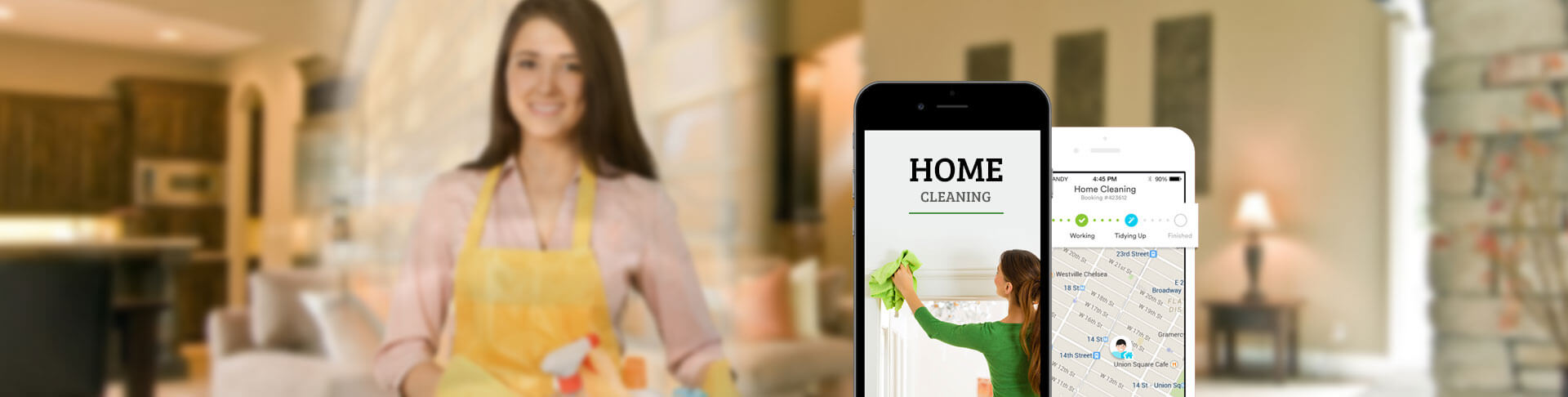 Home Cleaning App